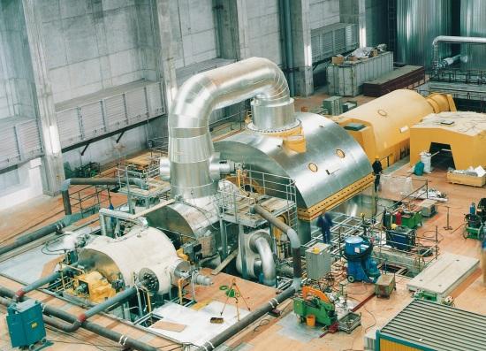 RP-Energie-Lexikon - Dampfturbine, Funktionsprinzip, Frischdampf ...