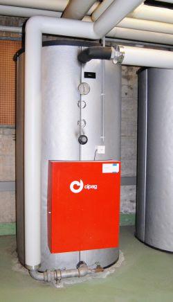 RP-Energie-Lexikon - Warmwasserspeicher, Wärmeübertrager, Verkalkung ...